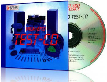 High-End Test-CD (1994)