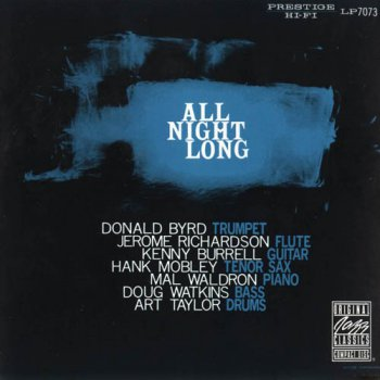 Donald Byrd & Kenny Burrell - All Night Long (1991)