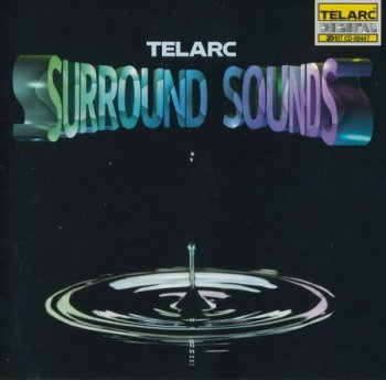 Test CD  TELARC - Surround Sounds: A Musical And Sonic Spectacular In Surround 1996