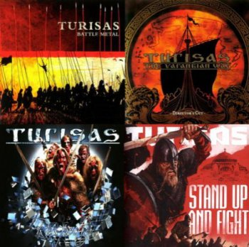 Turisas - Discography (2004-2011)