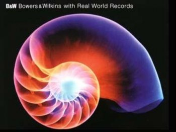 Test CD Bowers & Wilkins with Real World Records 2007