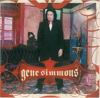 Gene Simmons - ***hole (2004) [DualDisc] DVD-AUDIO+CD