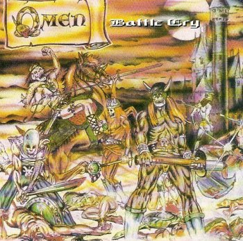 Omen - Battle cry 1984