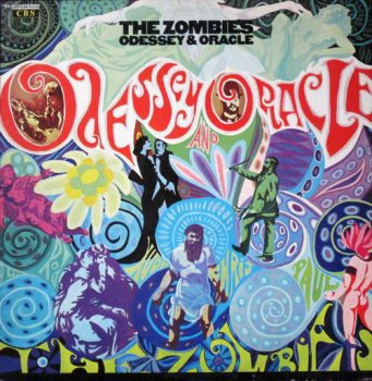 The Zombies - Odessey And Oracle (CBS Records US LP 1969 VinylRip 24/96) 1968