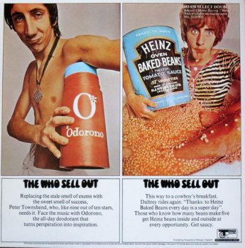 The Who - The Who Sell Out (Track Records LP 1973 VinylRip 24/96) 1967