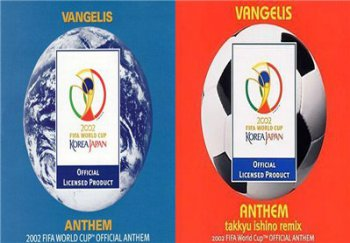 Vangelis & Takkyu Ishino - FIFA World Cup Official Anthem (2002)