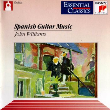 John Williams - Spanish Guitar Music (1990)