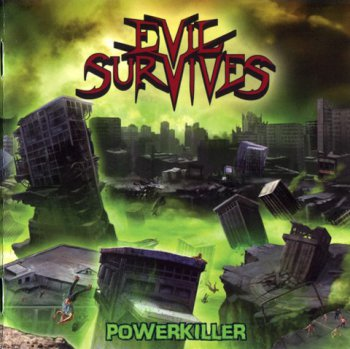 Evil Survives - Powerkiller (2010)