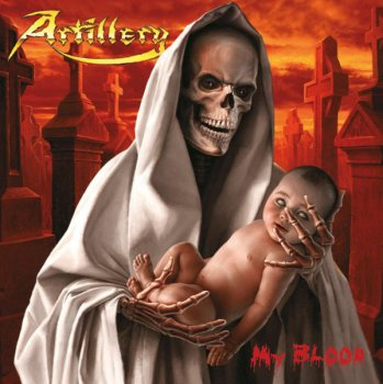 Artillery - My Blood 2011 (Limited Edition)