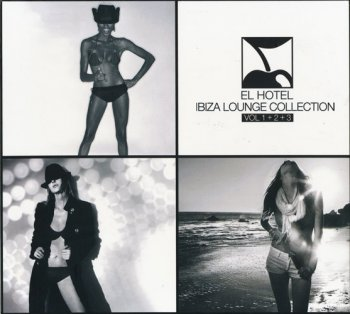 VA - El Hotel Ibiza Lounge Collection 3CD (2010, APE)