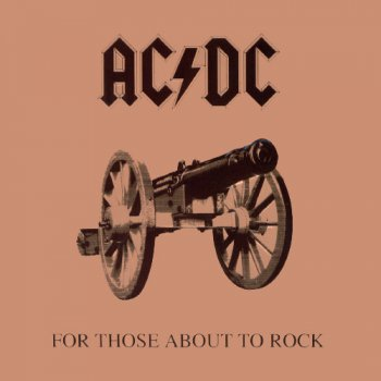 AC/DC - For Those About To Rock We (Salute You) 1981 (ATCO 7567-92412-2, Germany) 1994