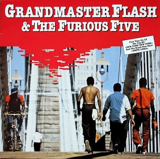 Grandmaster Flash & The Furious Five-Grandmaster Flash & The Furious Five 1984