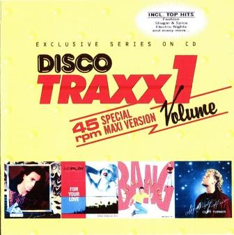 VA - 45 RPM Disco Traxx Vol.1 (1993)