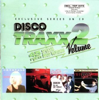 VA - 45 RPM Disco Traxx Vol.2 (1993)