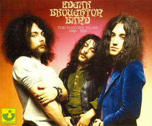 Edgar Broughton Band: The Harvest Years 1969-1973 ● 4CD Box Set EMI / Harvest Records 2011