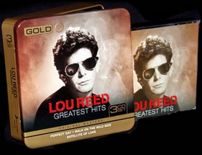 Lou Reed - Gold - Greatest Hits (3 CD Set) 2009