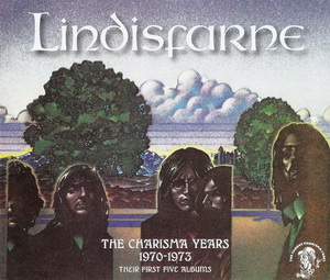 Lindisfarne: The Charisma Years 1970-1973 ● 4CD Box Set EMI / Virgin / Charisma Records 2011