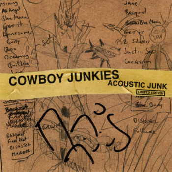 Cowboy Junkies - Acoustic Junk (Limited Edition) (2009)