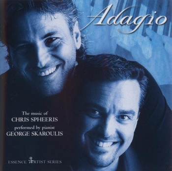 Chris Spheeris & George Skaroulis - Adagio (2001)