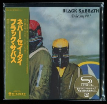 Black Sabbath - Never Say Die! 1978 (2010) (Japanese Remaster)