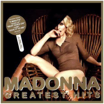 Madonna - Greatest Hits [2CD] (2008)