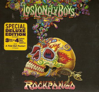 Los Lonely Boys - Rockpango (2011)
