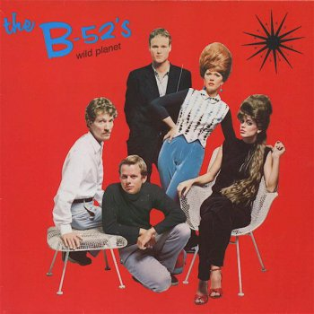 The B-52's - Wild Planet (Island / Ariola Records LP GER VinylRip 24/96) 1980