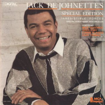 Jack DeJohnette's Special Edition - Irresistible Forces (1987)