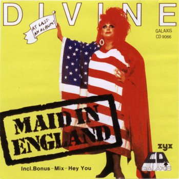 Divine - Maid in England (1988)