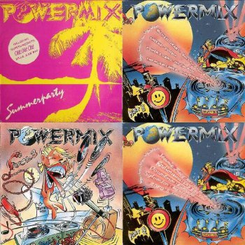 VA - Powermix vol.1-4 (1988-90)