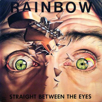 Rainbow - Straight Between The Eyes (POCP-9161 Polydor, Japan) - 1998
