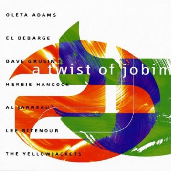 Lee Ritenour - A Twist Of Jobim (1997)