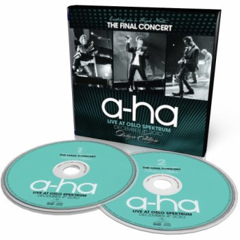 A-HA - Ending On A High Note - The Final Concert (2011) [Deluxe Edition]
