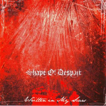 Shape Of Despair - Written In My Scars [ep] 2010 (Vinyl Rip)