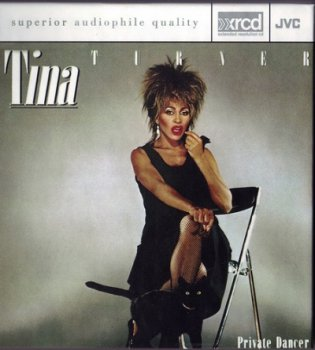 Tina Turner - Private Dancer 1984 (XRCD 1998)