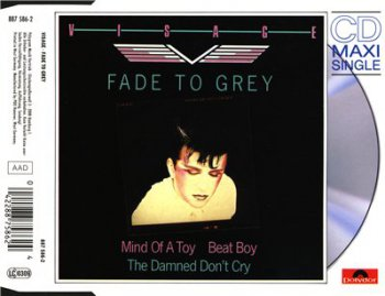 Visage – Fade To Grey (Maxi-Single) (1988)
