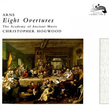 Thomas Augustine Arne -  Eight Overtures (DECCA 475 9117)