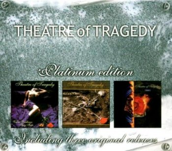 Theatre Of Tragedy - Platinum Edition (3CD) 2004