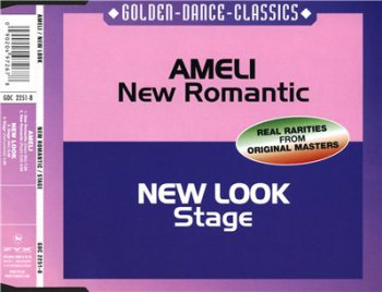 Ameli / New Look - New Romantic / Stage (Maxi-Single) (2001)