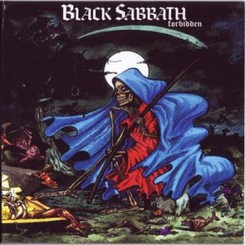 Black Sabbath - Forbidden - 1995 (2010 UICY-92508)