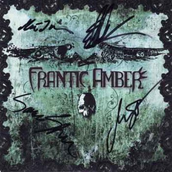 Frantic Amber - Wrath of Judgement (EP) 2010