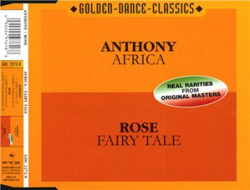 Anthony / Rose  – Africa / Fairy Tale (Maxi-Single) (2001)