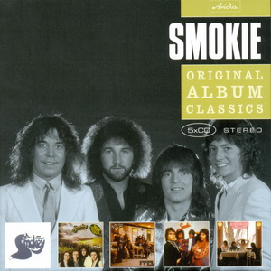 Smokie: Original Album Classics ● 5CD Box Set Sony Music / Ariola Records 2009