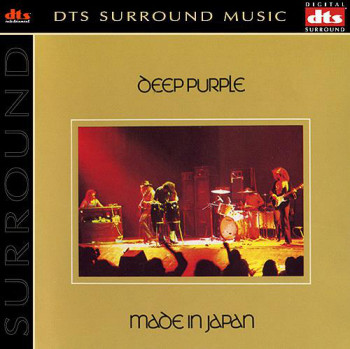 Deep Purple - Made in Japan (1973) DTS 5.1Upmix