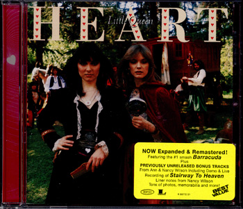HEART: Little Queen (1977) (2004, EPIC, Legacy, EK 85772, USA)