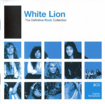 White Lion - The Definitive Rock Collection 2CD (2007)