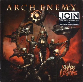 Arch Enemy - Khaos Legions (2011)