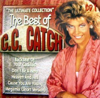 C.C.Catch - The Best Of © 2000 (CD-1)