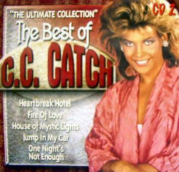C.C.Catch - The Best Of © 2000 (CD-2)
