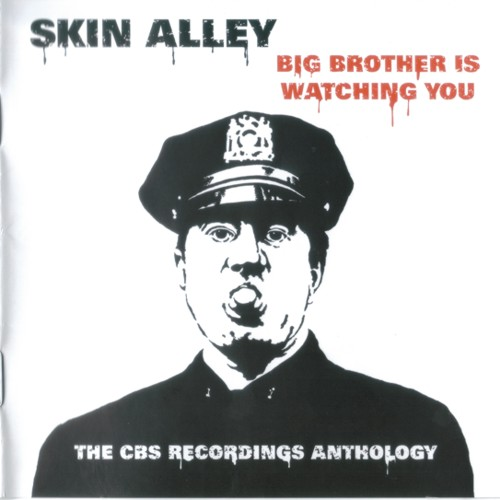 Skin Alley - Big Brother Is Watching You: The CBS Recordings Anthology 2CD (1970) [Reissue 2011] Lossless